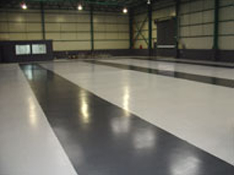 POLEPOX FLOOR 817-Epoxy, self-leveling, 3 components coating