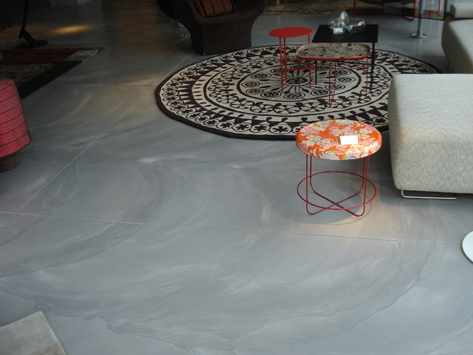 POLART FLOOR LIQUID-Microttoping, decorative flooring