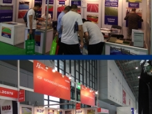 KDF AT THE BIGGEST SPORTS EXHIBITION IN CHINA