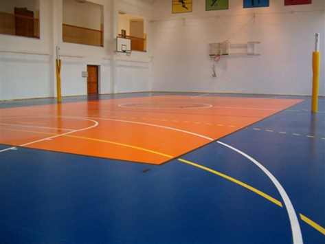 CERTIFIED PU INDOOR SYSTEM IN QATAR