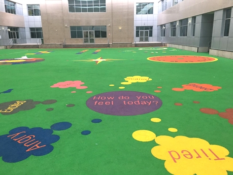 SAFEPOL SYSTEM-PLAYGROUND FLOORING