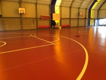 POLYURETHANE INDOOR SYSTEM IN ALBANIA