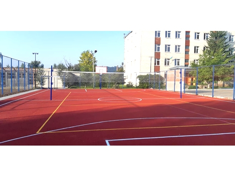 MULTIPURPOSE COURT IN UKRAINE