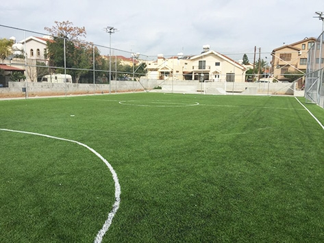 ARTIFICIAL GRASS PROJECT, FOOTBALL COURT