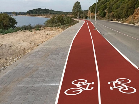 BICYCLE TRACK PROJECT