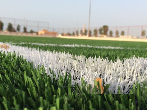 KDF STEPS IN THE WORLD OF ARTIFICIAL GRASS